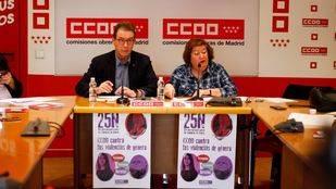 Madrid, entre las comunidades con más denuncias por violencia de género