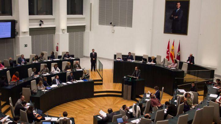 Polémica por la nueva ordenación del Pleno en el Ayuntamiento de Madrid