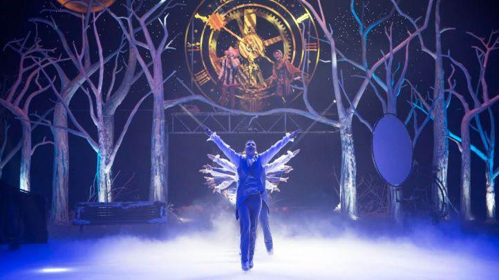 El circo de hielo en Puerta del Ángel