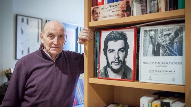 Fallece el poeta Marcos Ana, que será velado en el Marcelino Camacho