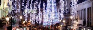 Madrid estrena la Navidad con el encendido de luces