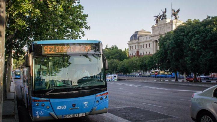 El Consorcio de Transportes asegura que no ha sido informado de los cortes del tráfico en Gran Vía