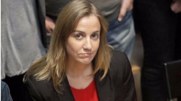 Tania Sánchez critica a Espinar por no seguir 'la voluntad' de los militantes