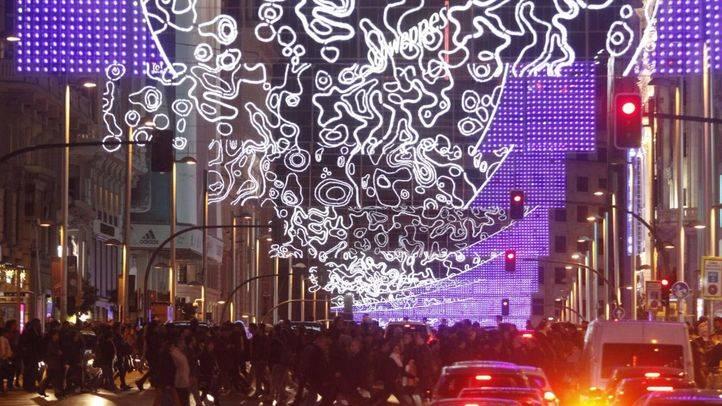 Carmena defiende que el corte de calles es lo que Madrid 'necesita' en Navidad
