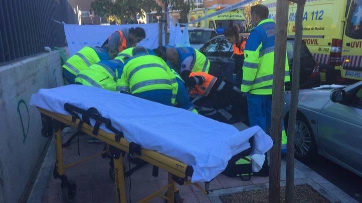 Muere un joven de 18 años tras recibir un disparo en el pecho en Alcobendas
