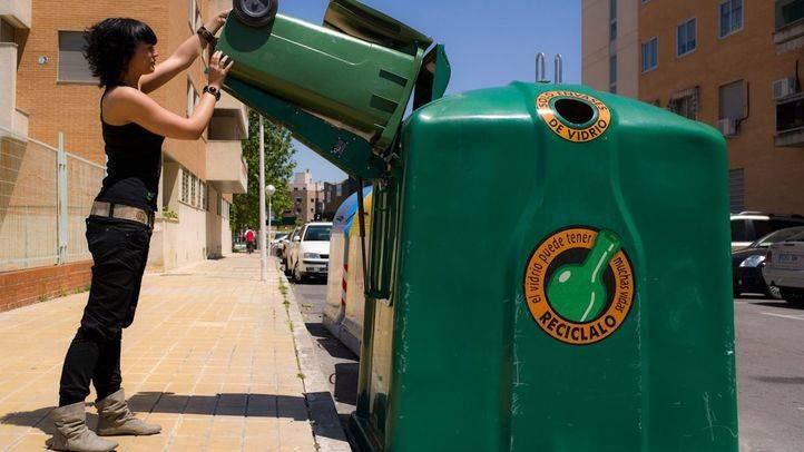 'Recicla a la madrileña', la campaña de Ecovidrio y el Ayuntamiento para fomentar el reciclaje de vidrio