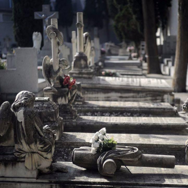 Cementerio Sacramental de San Justo en Madrid.