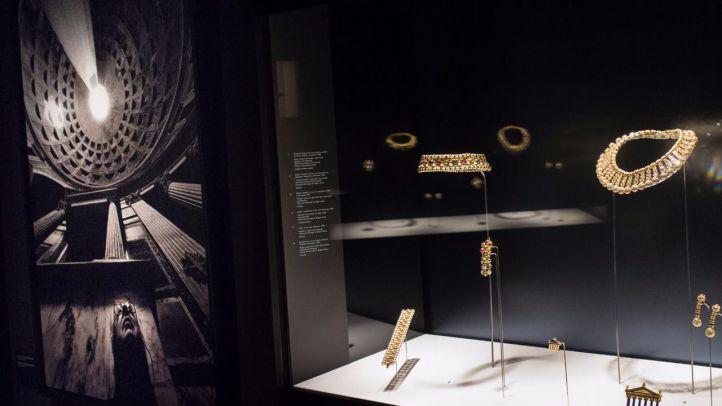 'Bulgari y Roma', arquitectura y arte romano en el Thyssen