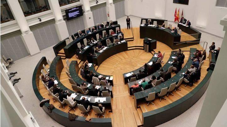 Ahora Madrid aplaza debatir la propuesta del voto por videoconferencia