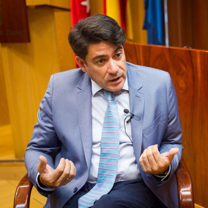 David Pérez pide perdón por sus declaraciones sobre el feminismo
