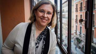 Beatriz Elorriaga portavoz del PP en la comisión de Equidad y Asuntos Sociales en le Ayuntamiento de Madrid.