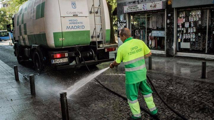 La limpieza urbana se mantiene en el primer puesto de las reclamaciones ciudadanas