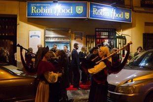 Restaurante 'Robin Hood'