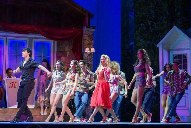 'Dirty dancing' en el Nuevo Teatro Alcalá