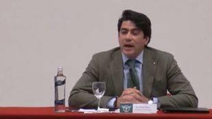 David Pérez asegura que su crítica es hacia el feminismo