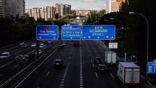 Las salidas de la M-30 al centro podrían cerrarse en caso de congestión de tráfico