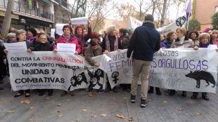 Cerca de mil personas reclaman la dimisión de David Pérez