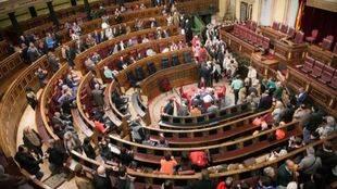 Más de 14.000 personas visitan el Congreso en sus jornadas de puertas abiertas