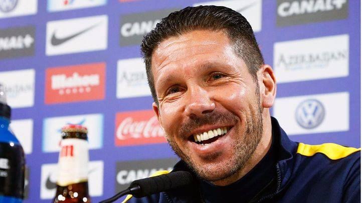 El hijo de Simeone aviva los rumores sobre su marcha al Inter