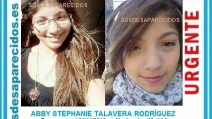 Desaparición de una joven en Alcobendas