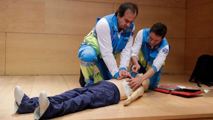 Madrid tendrá desfibriladores en espacios públicos