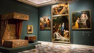 Tipos populares de Madrid retratados por Lorenzo Tiepolo.