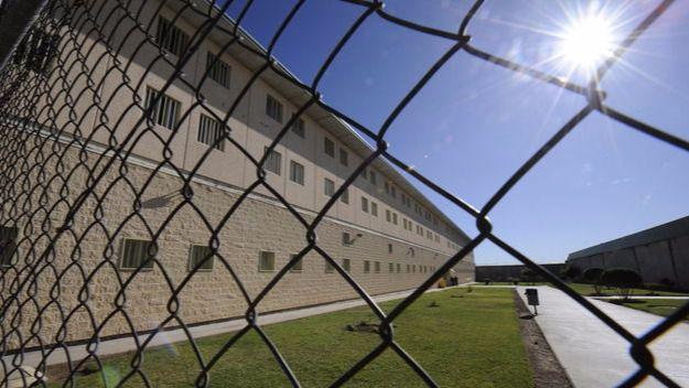 Cárcel Soto del Real.