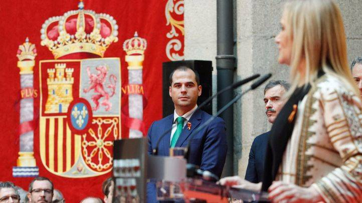 Aguado da un ultimátum a Cifuentes para que saque a David Pérez de Alcorcón