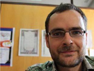 Manuel Maroto, miembro de la Comisión de Garantías de Podemos en la Comunidad de Madrid