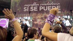 Críticas desde Podemos Madrid a la