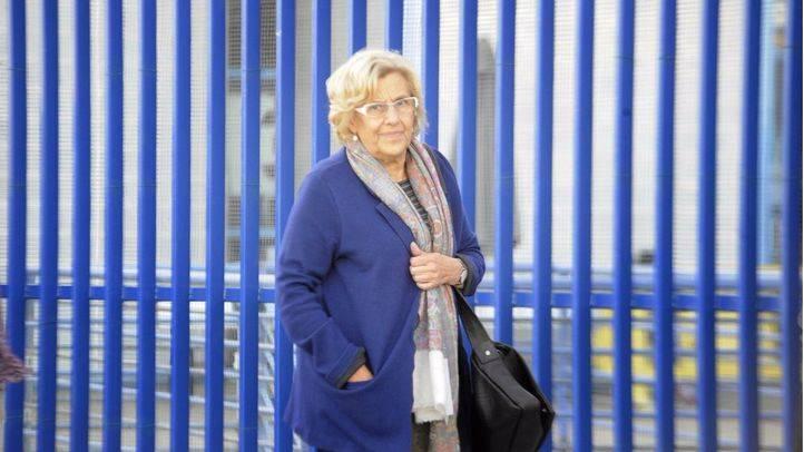 Carmena viaja a Roma para asistir a la cumbre sobre refugiados auspiciada por el Papa