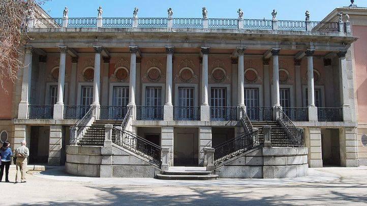 Alameda de Osuna, palacete del Parque de El Capricho