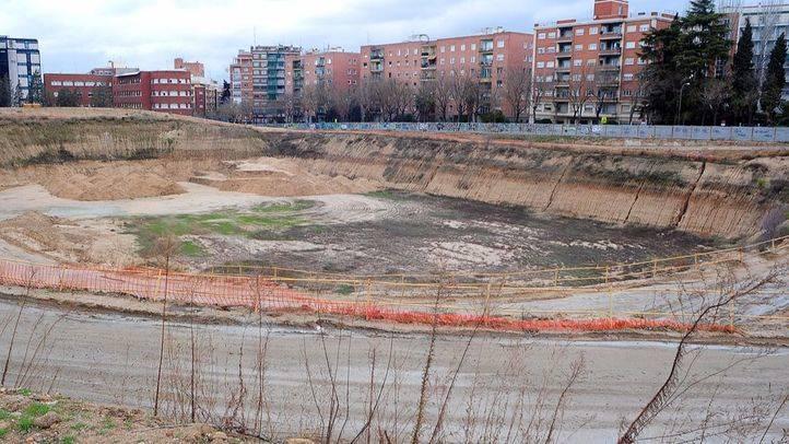 El Ayuntamiento invertirá 4 millones de euros para reparar el estadio de atletismo de Vallehermoso