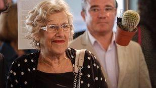 Carmena aplaude las políticas humanísticas del Papa