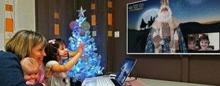 Los niños de Brunete podrán hablar a través de videoconferencia con los Reyes Magos