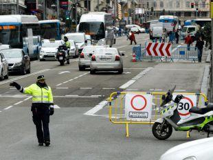 El Ayuntamiento ya trabaja en un decreto para ampliar las aceras de la Gran Vía