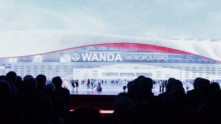 Wanda Metropolitano: el nuevo estadio del 'Atleti' ya tiene nombre