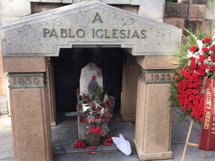 Homenaje a Pablo Iglesias Posse: año I después de la abstención