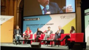 Pablo Soto participa en las jornadas de gobierno abierto en París