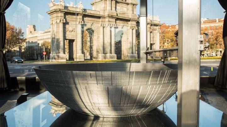 """Plaza de la Independencia, la """"factoría"""" de la Estrella de la Muerte"""