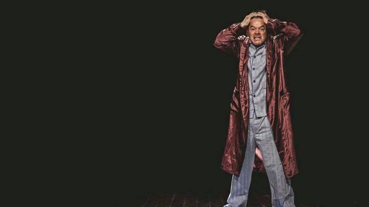Sorteamos cinco entradas dobles para ver a Jorge Sanz en 'Tiempo'