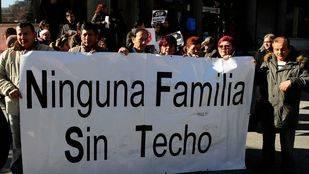 Aumenta el número de desahucios en Madrid en el tercer trimestre