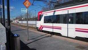 La estación de Cercanías de Mirasierra podría estar acabada en cinco o seis meses