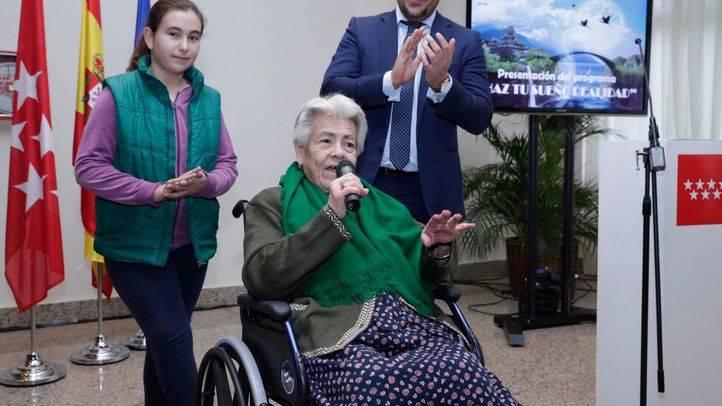 Disney colabora con la Comunidad para hacer realidad los sueños de más de 400 personas mayores