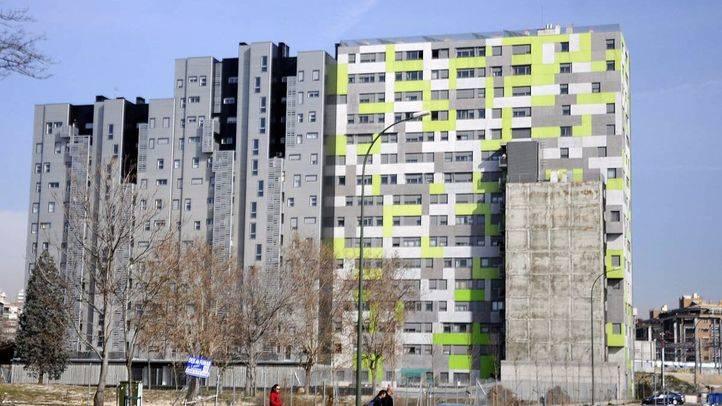 Edificios de viviendas de la EMVS en Méndez Alvaro.