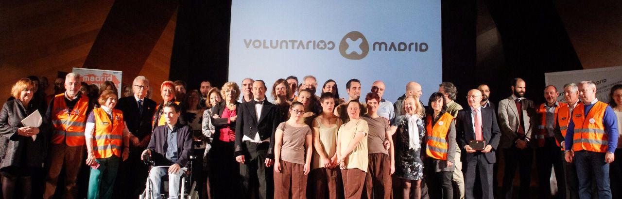 Voluntarios por Madrid\' premia diversos proyectos sociales de ayuda ...
