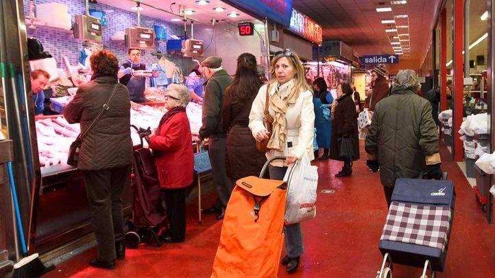 Los precios suben un 0,3% en noviembre en Madrid