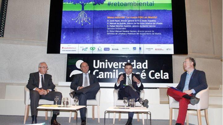 Mesa redonda 'La nueva RSU en Madrid'