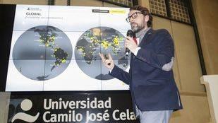 """Díaz Camacho (UCJC): """"La ciudad del futuro ya está construida"""""""