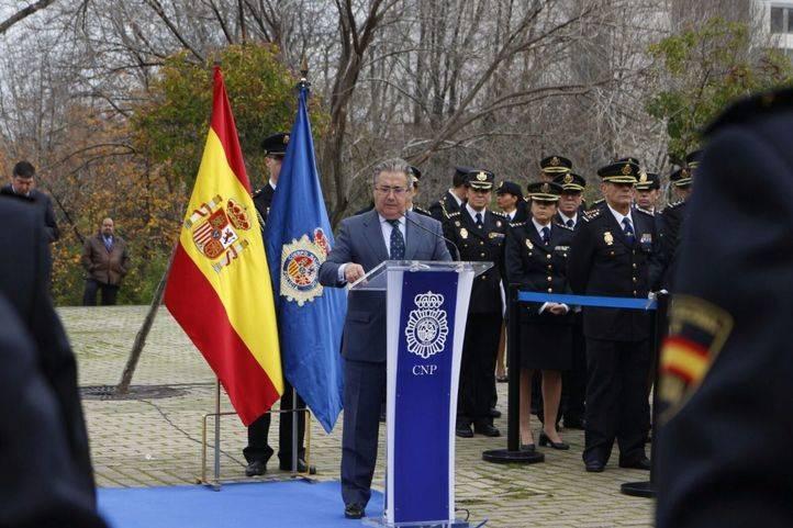 Zoido: 'La Policía Nacional es un referente de seguridad para los países de nuestro entorno'